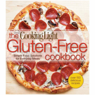 jcpenney.com | Cooking Light The Gluten-free Cookbook