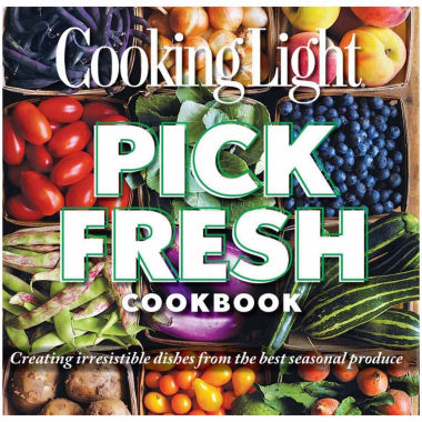 jcpenney.com | Cooking Light Pick Fresh Cookbook
