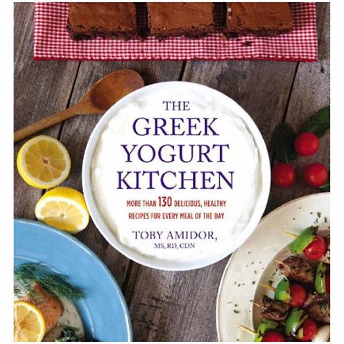 The Greek Yogurt Kitchen Cookbook