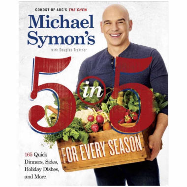jcpenney.com | Michael Symon's 5 in 5 For Every Season Cookbook