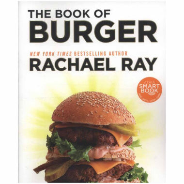 jcpenney.com | The Book Of Burger by Rachael Ray