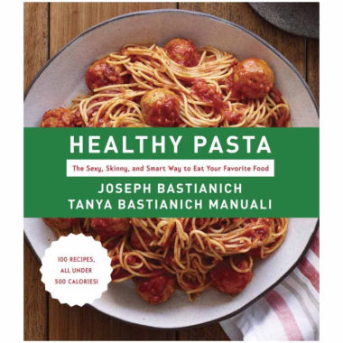 "jcpenney.com | ""Healthy Pasta"" The Sexy, Skinny, and Smart Way to Eat Your Favorite Food"