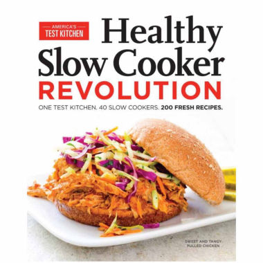 jcpenney.com | Healthy Slow Cooker Revolution