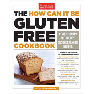 jcpenney.com | The How Can It Be Gluten Free Cookbook