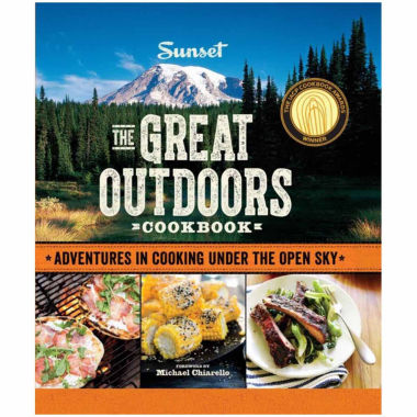 "jcpenney.com | Sunset ""The Great Outdoors Cookbook"""