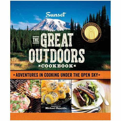 """Sunset """"The Great Outdoors Cookbook"""""""
