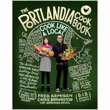 "jcpenney.com | ""The Portlandia Cookbook"" Cook Like a Local"