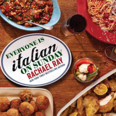"jcpenney.com | Rachael Ray ""Everyone Is Italian On Sunday"""