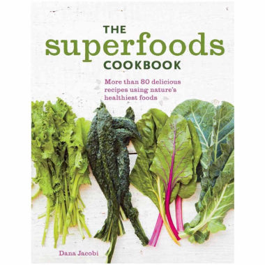 jcpenney.com | The Superfoods Cookbook