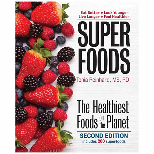 Superfoods The Healthiest Food on the Planet