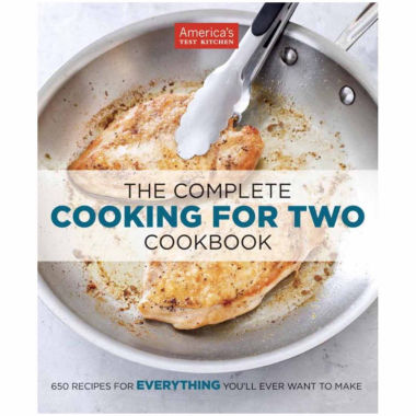 jcpenney.com | The Complete Cooking For 2 Cookbook
