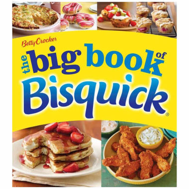 jcpenney.com | Betty Crocker Big Book of Biscuits Cookbook