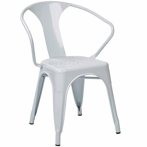 Stultz Road 2pk. Metal Side Chairs