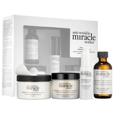 jcpenney.com | philosophy Anti-Wrinkle Miracle Worker® Miraculous Collection