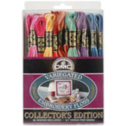 36-pk. DMC Embroidery Floss