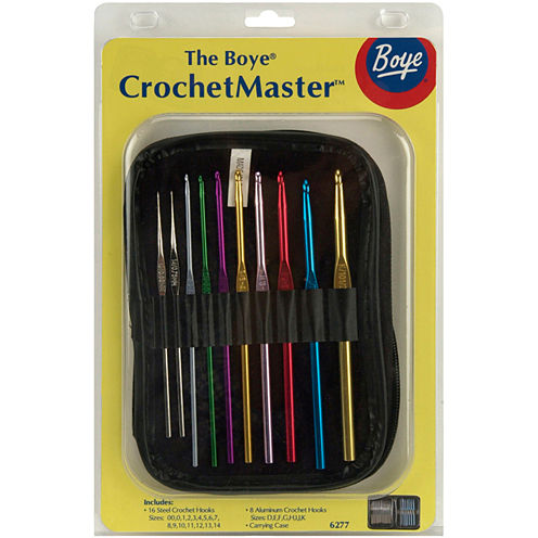 Crochet Master Crochet Hook Set