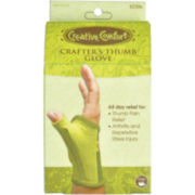 Creative Comfort Crafter's Glove