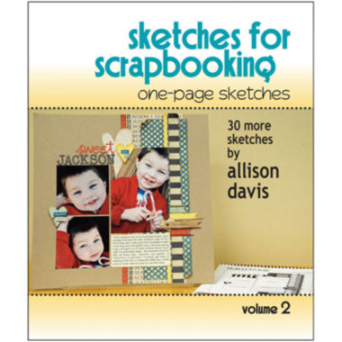 jcpenney.com | Scrapbook Generation - One-Page Sketches for Scrapbooking Vol 2