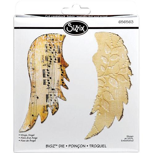 Sizzix® Bigz™ Die, Angel Wings