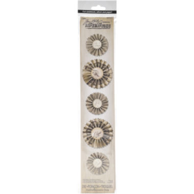 jcpenney.com | Sizzix® Sizzlits™ Mini Paper Rosettes Decorative Strip Die