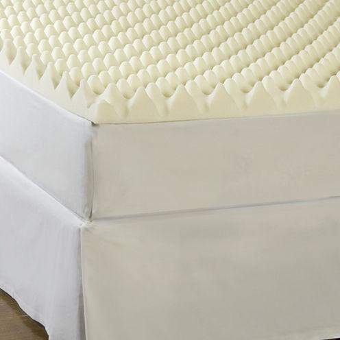"Comforpedic from Beautyrest® Memory Loft 3"" Foam Mattress Topper"
