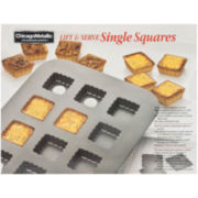 Chicago™ Metallic Lift 'N Serve Single Squares Pan