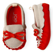Joe Fresh™ Infant Girls Moccasins