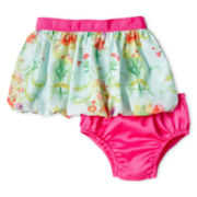 Baker by Ted Baker Floral Bubble Skirt - Girls newborn-24m