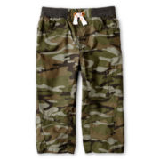 Joe Fresh™ Camo Pants - Boys 3m-24m