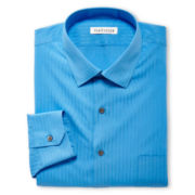 Van Heusen® Satin Stripe Dress Shirt