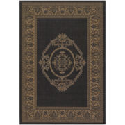 Couristan® Antique Medallion Indoor/Outdoor Rectangular Rugs