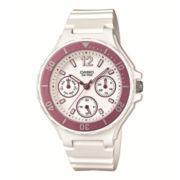 Casio® Womens Sport Watch LRW250H-4A