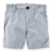 Carter's® Elastic-Back Shorts - Boys 2t-5t