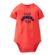 Carter's® Short-Sleeve Graphic Bodysuit - Boys newborn-24m