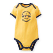 Carter's® Short-Sleeve Graphic Bodysuit – Boys newborn-24m