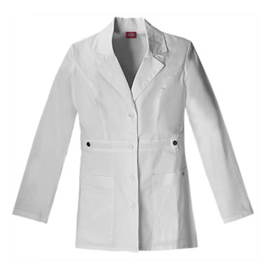 "jcpenney.com | Dickies® Womens 28"" Lab Coat–Plus"