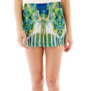 XOXO® Print Shorts