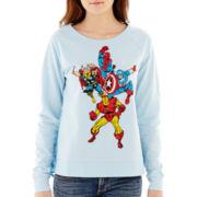 Marvel® Heroes Raglan-Sleeve Pullover