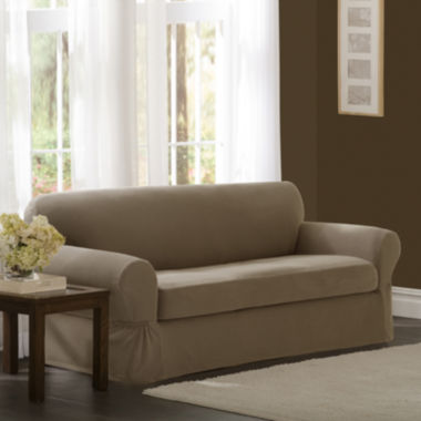 jcpenney.com | Maytex Smart Cover® Pixel Stretch Slipcover Collection