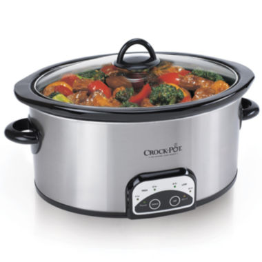 jcpenney.com | Crock-Pot® Smart-Pot® 6-qt. Slow Cooker