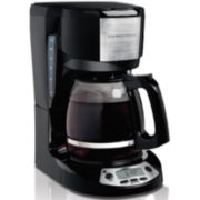 Hamilton Beach® 12-Cup Coffee Maker with Programmable Clock