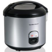 Hamilton Beach® 20-Cup Rice Cooker and Steamer with Sealed Lid