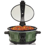 Hamilton Beach® Stay or Go® 6-qt. Football Theme Slow Cooker
