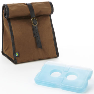 jcpenney.com | Fit & Fresh® Men's Classic Lunch Bag with Ice Pack