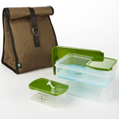 jcpenney.com | Fit & Fresh® Men's Classic Lunch Bag Kit