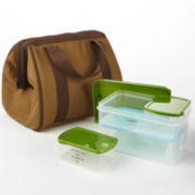 Fit & Fresh® Men's Big Phil Lunch Bag Kit