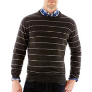 St. John's Bay® Fine-Gauge Sweater