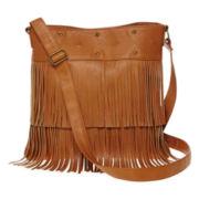 Olsenboye® Fringe Crossbody Bag
