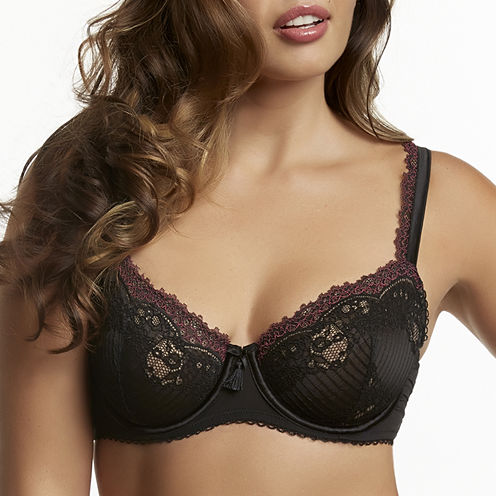 Paramour Amourette Lace Unlined Demi Bra