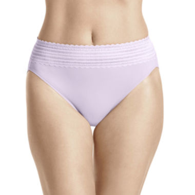 jcpenney.com | Warner's No Pinching, No Problems. High-Cut Lace Panties - 5109
